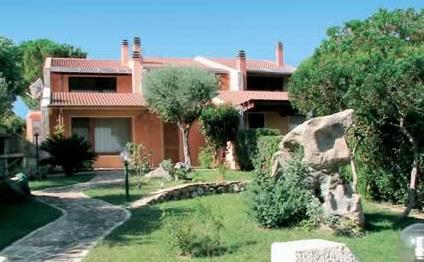 Ferienhaus Villa Rossa Costa Rei