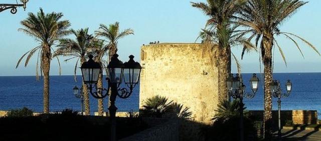 Alghero Altstadt Bastion