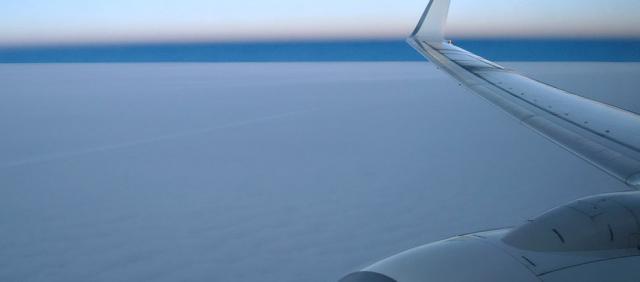 Detail Flugzeug