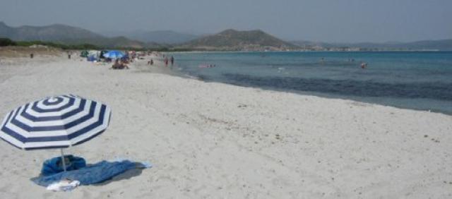 Sardinien Strand bei Budoni