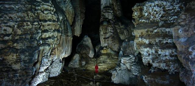 Tropfsteinhöhle Su Marmuri Ulassai