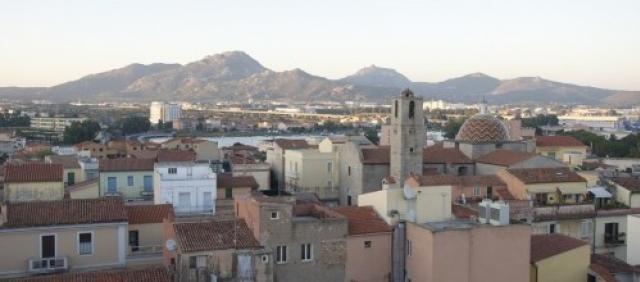 Stadtzentrum Olbia
