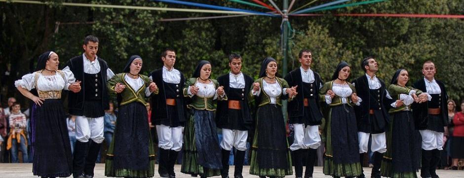 Folkgruppe Ogliastra Perdasdefogu