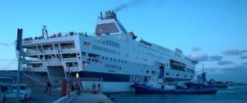 IMG Fähren Porto Torres - Strecken und Fahrpläne 2018