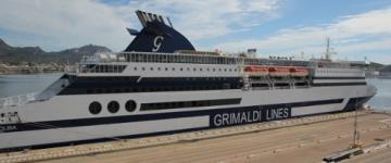 IMG Fähren Grimaldi Lines Sardinien - Fahrpläne und Angebote